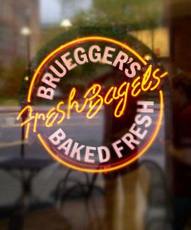 Bruegger's Fresh!